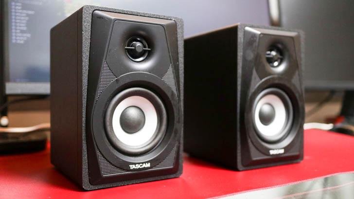「TASCAM」製モニタースピーカー「VL-S3」レビュー。音の粒がハッキリ聴こえる